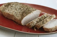 Perfect Pork Tenderloin Recipe - Food.com Marinate in 1/2 cup Dales Seasoning. 500* oven. Cook on lower 1/3 of oven, 6 min for every 1 lb. Turn heat off and Leave oven closed for I hour!