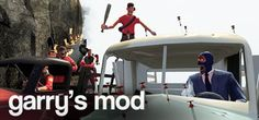#giveaway Garry's Mod (PC, Mac) [Steam Gift] - Ends 2/18/15
