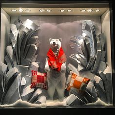 """HERMES, Sydney, Australia, """"Chill out... I got this"""", creative by Red Exhibitions, pinned by Ton van der Veer"""