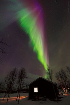 National Geographic aurora-borealis