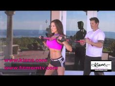Partner Exercises: Kianas Home Gym Workouts fitness-workouts