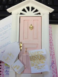 Fairy door for Idea behind fairy doors