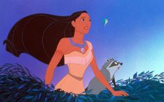 A classic Disney princess who didn't end up married to a handsome chap. The daughter of a Native American chief, Disney's 1995 fictionalised version of the real-life Pocahontas was a spirited law unto herself, who would always rather commune with nature than settle for sensible married life. So proud was she of her own identity that when she did fall in love, with the colonial settler John Smith, she refused to sacrifice her home to go with him to England.