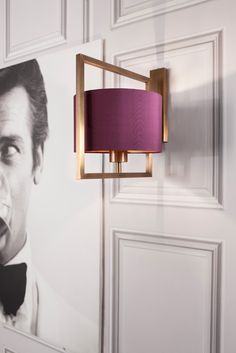 Conniston Wall Light  Designed to complement our stunning ceiling pendant this wall light can be used as an Up lighter or Down lighter.