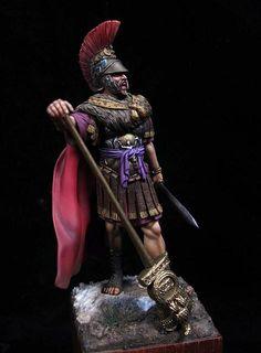 Anibal Barca, Roman toy soldier.