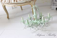 Biljana Shabby Romantic Cottage, Shabby Chic Furniture, Cottage Style, Chandelier, Ceiling Lights, Diy, Home Decor, Chalet Style, Candelabra
