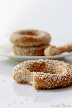 gevrek {soft pretzel}
