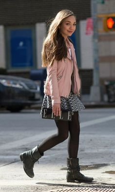 #ZieglerMaddie new york fashion week