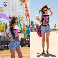 Adventures with adidas NEO Label at Venice Beach now on the blog! :)   #nowiseverything #liveyourstyle