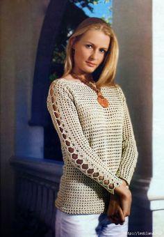 Crochetemoda: Outubro 2013