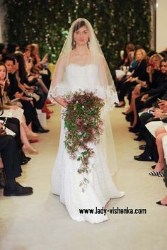 14. Brautkleider Carolina Herrera