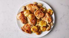 Olive Oil–Confit Chicken Recipe | Bon Appetit
