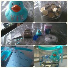 Geboorte geschenkje voor kleine Vik!