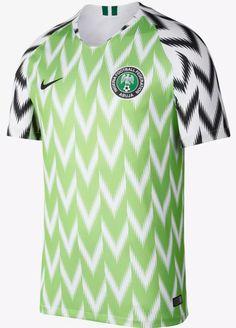 Nigeria shirts World Cup Russia jersey Nike Musa Ighalo (eBay Link) World  Cup 2018 7d134ed91bfc2