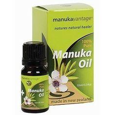 100% Olejek Manuka 10ml - Manuka Oil | Kosmetyki naturalne Uroda www.thenaturefarm.pl