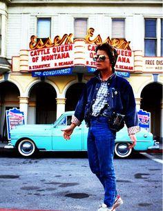 Marty McFly (Michael J. Fox)