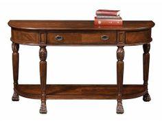 Hekman New Orleans Sofa Table HK-1-1310 $1317.60