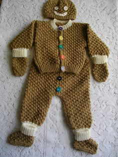 gingerbread man outfit