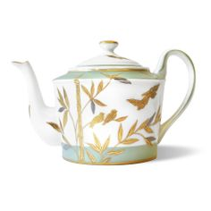 Gracious Style specializes in high end furnishings for your home, including fine linens, luxury dinnerware, and special gifts. Bone China Dinnerware, Baccarat Crystal, Cafetiere, Teapots And Cups, Tea Art, Tea Service, Chocolate Pots, Cup And Saucer, Tea Cups