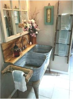 Below are the Tiny House Bathroom Remodel Design Ideas. This article about Tiny House Bathroom Remodel Design Ideas was posted under the Bathroom category by our team at April 2019 at am. Hope you enjoy it and don't . Rustic Bathroom Designs, Rustic Bathroom Decor, Rustic Bathrooms, Bathroom Interior Design, Bathroom Ideas, Budget Bathroom, Bathroom Inspo, Bathtub Ideas, Vintage Bathrooms