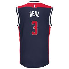 Bradley Beal  3 Alternate Replica Jersey. Washington Wizards 4b41c8e4b