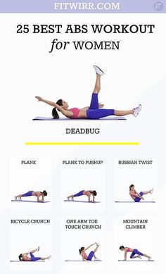 Ab Exercises for Women