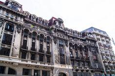 Bucharest - Romania Architecture More at EvaGM Music : Ape Drums - Mutant Brain feat. Sam Spiegel Assassin