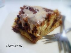 Cinnamon Scroll Cake — ThermOMG