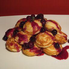 Ebelskivers (Danish Pancakes) With Lingonberry Jam | Recipe | Serious ...
