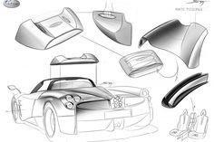 Pagani Huayra Roadster by Aldo Maria Sica Hypercars (3)
