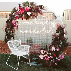 Some kind of wonderful Some kind of wonderful with Little Pineapple Neon. Hire neon signs and backdrops in Melbourne online from LENZO! The post Some kind of wonderful & perfect wedding appeared first on Neon wedding sign . Lilac Wedding, Wedding Bouquets, Dream Wedding, Green Wedding Shoes, Diy Wedding, Wedding Dresses, Wedding Events, Wedding Ceremony, Chapel Wedding
