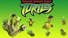 Finger Family Song of Ninja Turtles | Finger Family Nursery Rhymes for Kids