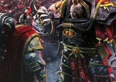 The horus heresy book slaves to darkness by RAFFETIN on DeviantArt Warhammer 40k Art, Warhammer Models, Warhammer Fantasy, Sons Of Horus, The Horus Heresy, Gundam Wallpapers, The Grim, Space Marine, Military Art