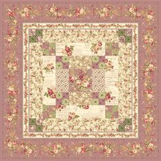 www.quilt-gate.com Mary Rose - Amelia MR2170 free download