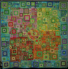 little cities quilt -