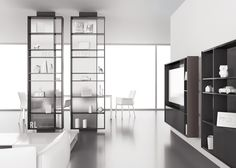 Shelving systems   Storage-Shelving   bookless   interlübke. Check it out on Architonic