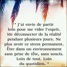 - Art Of Equitation Positive Life, Positive Quotes, Thing 1, Stress, Just A Game, French Quotes, Learn French, My Mood, Good Vibes Only