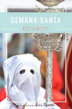 A collection of ideas and resources for teaching Easter traditions in Spanish. Find songs, video, links, lesson, printables, and more for La Pascua and Semana Santa in the Spanish Classroom.