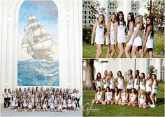 NHHS Cheerleading  - Cheer Team Squad Photography - Newport Beach - cheer photos on the beach! cheer, dance, drill, song, varsity, freshman, high school, highschool, Newport Harbor Cheer, GilmoreStudios.com
