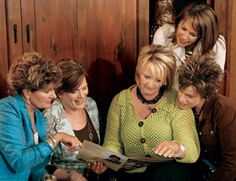 Make Your Work Work for You-- I just ran across this 2007 Redbook article about Silpada Design's Co-Founders, Bonnie & Teresa.  Though I've heard the story many times, it still gives me inspiration to move forward with growing my Silpada business.  Silpada truly is a life changing opportunity for those that choose to work the business!