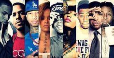 cantantes con swag