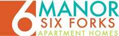 New Modern LOGO #ManorSixForks #RaleighApartments #MidtownRaleigh #LuxurySuites