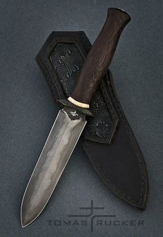 Custom Handmade Knives - Tomas Rucker…