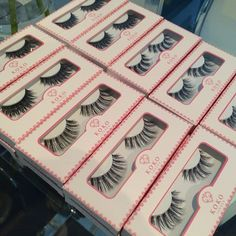 #ShareIG I'm so excited! Restocked! Goddess lashes (top) are amazing and dupes…