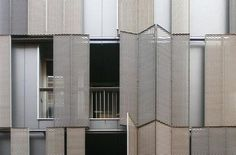 Deployé folding-sliding shutters on southwest facade [283] | filt3rs
