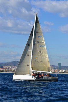 38 Interclubs - Dia 2 111 by Club Nautic d'Arenys de Mar, via Flickr  Ninuriata VIII