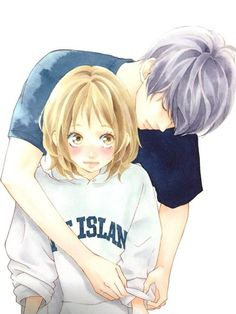 anime and manga image Couple Amour Anime, Couple Anime Manga, Manga Anime, Anime Amor, Anime Love Couple, Cute Anime Couples, Anime Girls, Cosplay Anime, Manga Romance