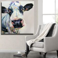 Dairy Cattle Wall Decor