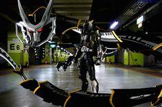 Kamen Rider Ryuga