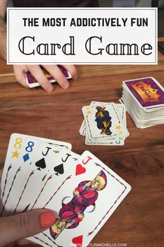 29 Trendy card games for two rummy Group Card Games, Family Card Games, Fun Card Games, Card Games For Kids, Party Games, Family Fun Night, Activity Games, Abc Games, Couple Games